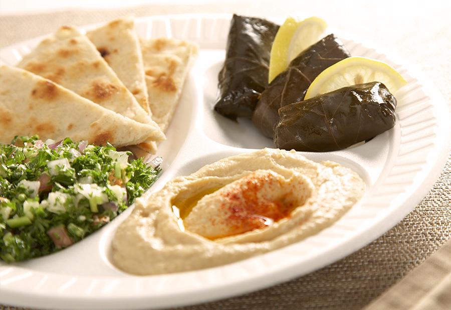 Grilled Beet And Hummus Stuffed Pita Recipes — Dishmaps