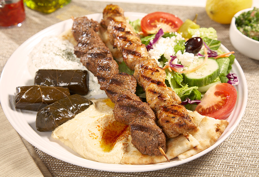 Catering Greek Food from Greek Fiesta