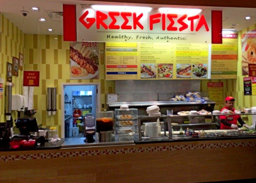 Greek Fiesta At Crabtree Valley Mall