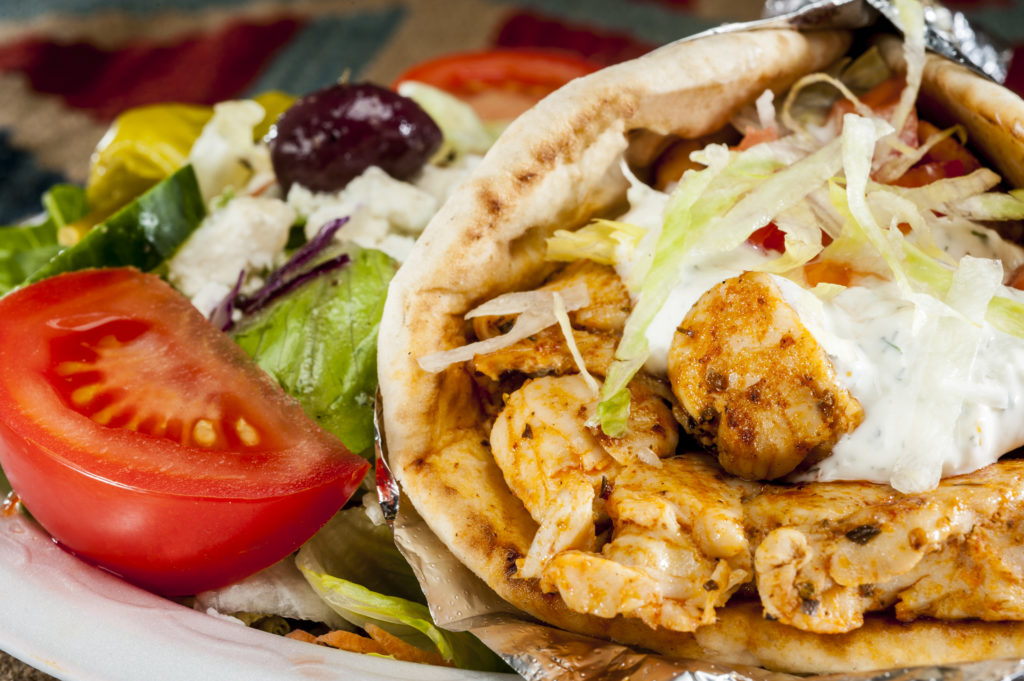 Greek Restaurant Mediterranean Food Raleigh Greek Fiesta