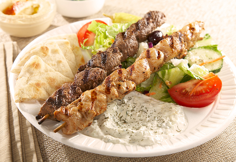Healthy fresh authentic for Authentic mediterranean cuisine